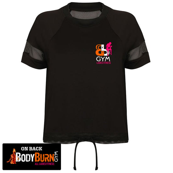 Body Burn - TL526 Women's over T
