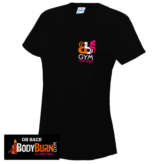 Body Burn - JC005 Girly Cool T