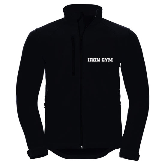 Iron Gym - R231M Softshell jacket