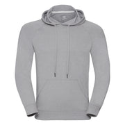 HD zipped hood sweatshirt