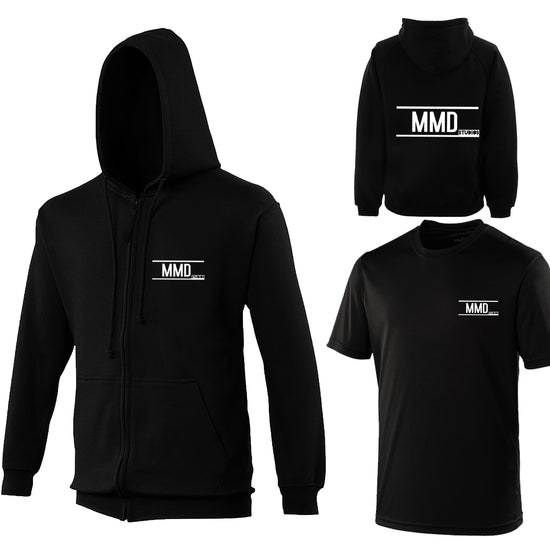 MMD Studios- Zip-up & Cool Fit Tshirt Offer