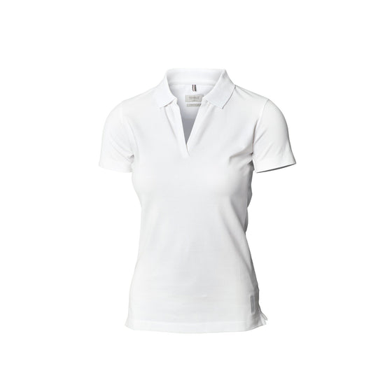 Women's Harvard stretch deluxe polo shirt