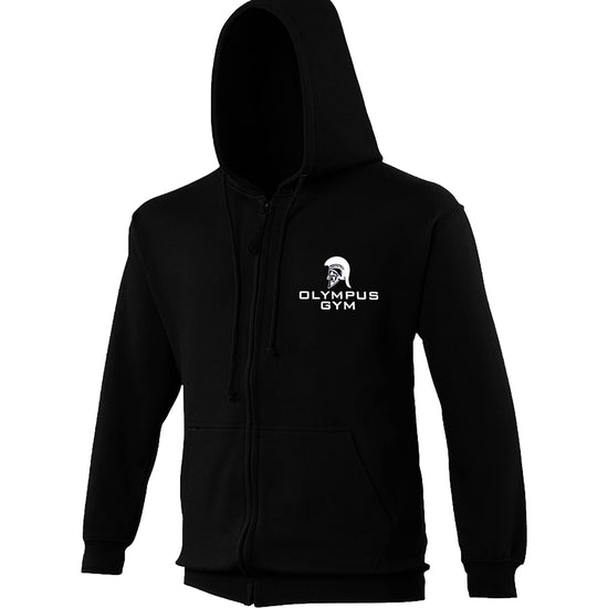 Olympus Gym - JH050 Zip-Up Hoodie