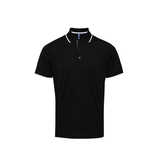 Contrast Coolchecker® polo
