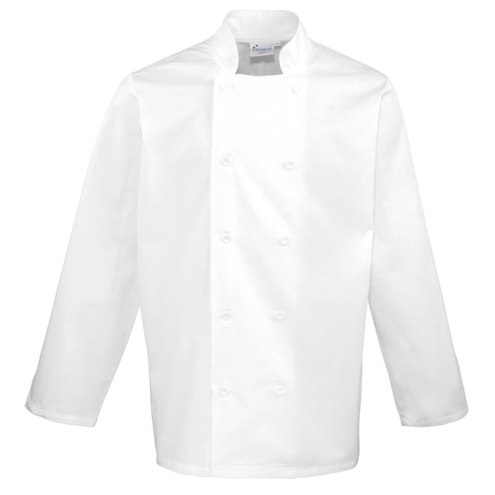 Long sleeve chef's jacket