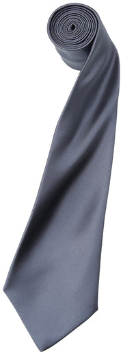 'Colours' satin tie