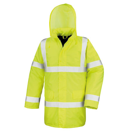 Core safety high-viz coat