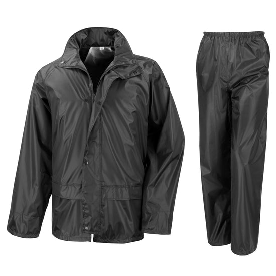 Core junior rain suit