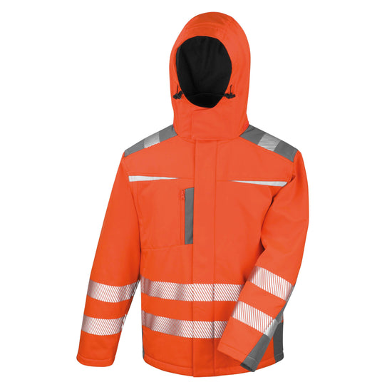 Dynamic softshell coat