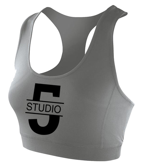 Studio 5 - S282F Softex® crop top