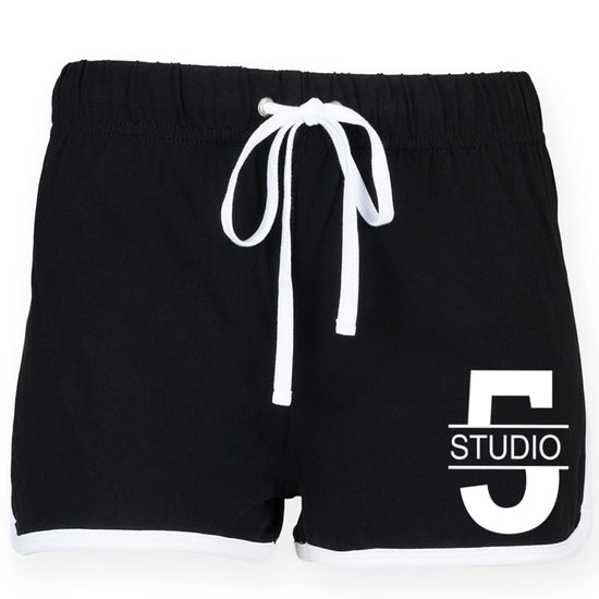 Studio 5 - SM069 Kids retro shorts