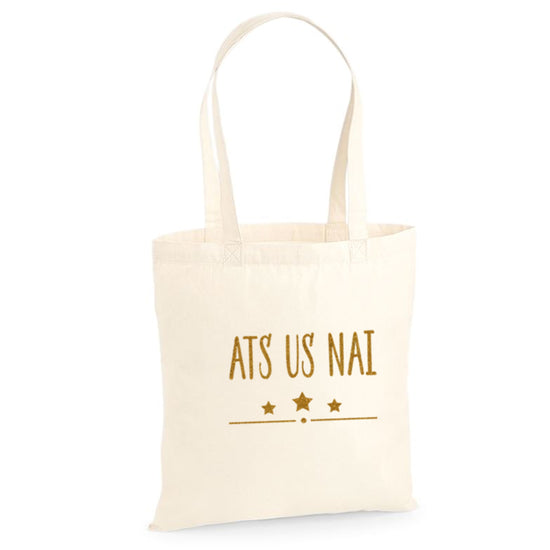 Ats us nai - WM201 Premium Cotton tote