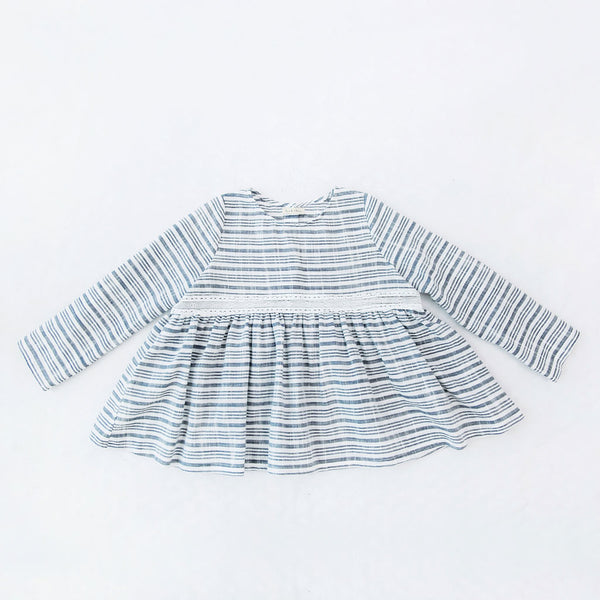 Eva Blouse - Striped