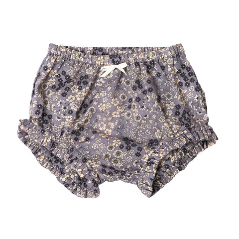 Floral Bloomer - Grey