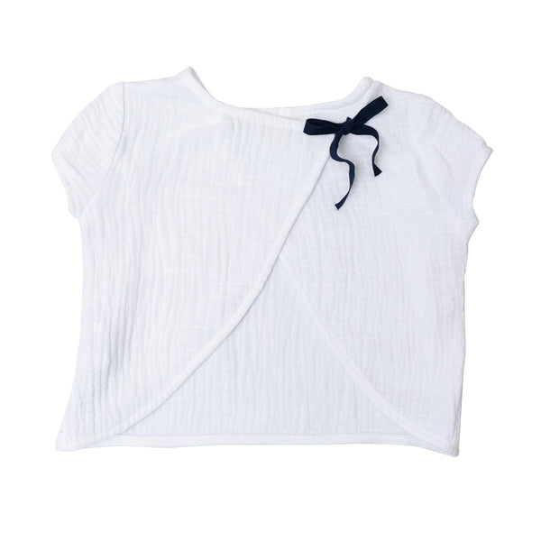 Gemma Top - White