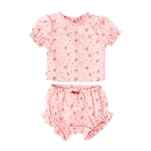 Harlow Set - Blush Floral
