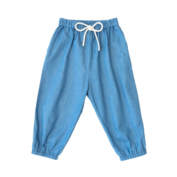 Nelly Pant - Denim