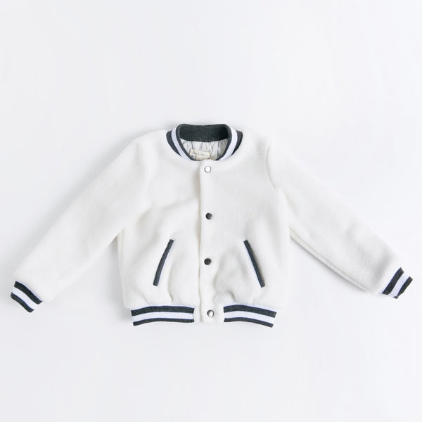 Scout Jacket - Pearl