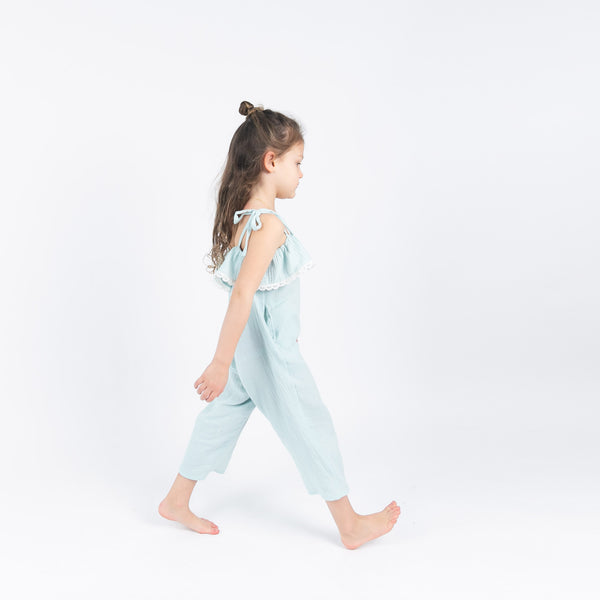 Willa Jumpsuit - Sky