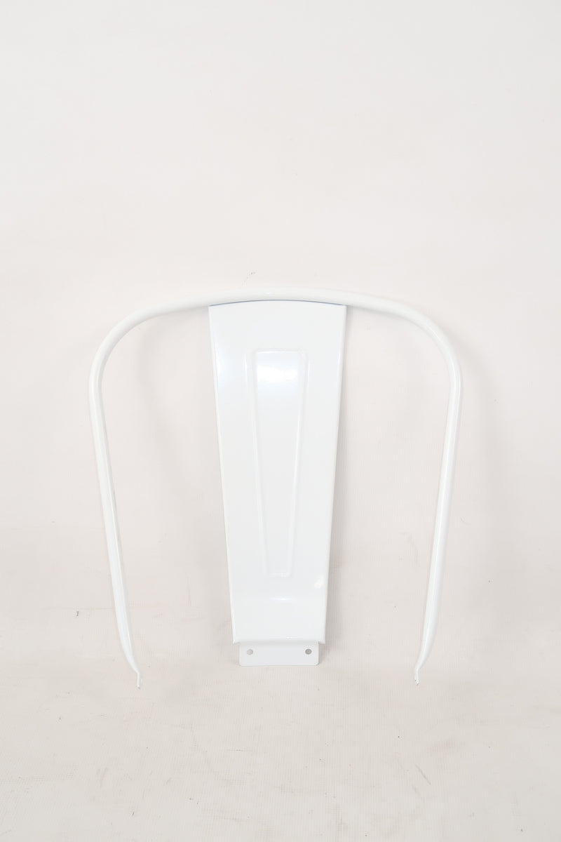 replica tolix metal back rest large white mad chair company