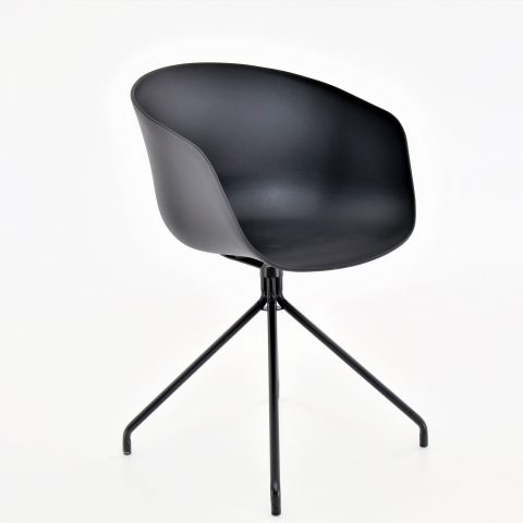 Replica hay chair steel leg mad chair company for Hay about a stool replica