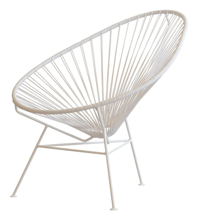 Replica Acapulco Chair Kids White Mad chair Company
