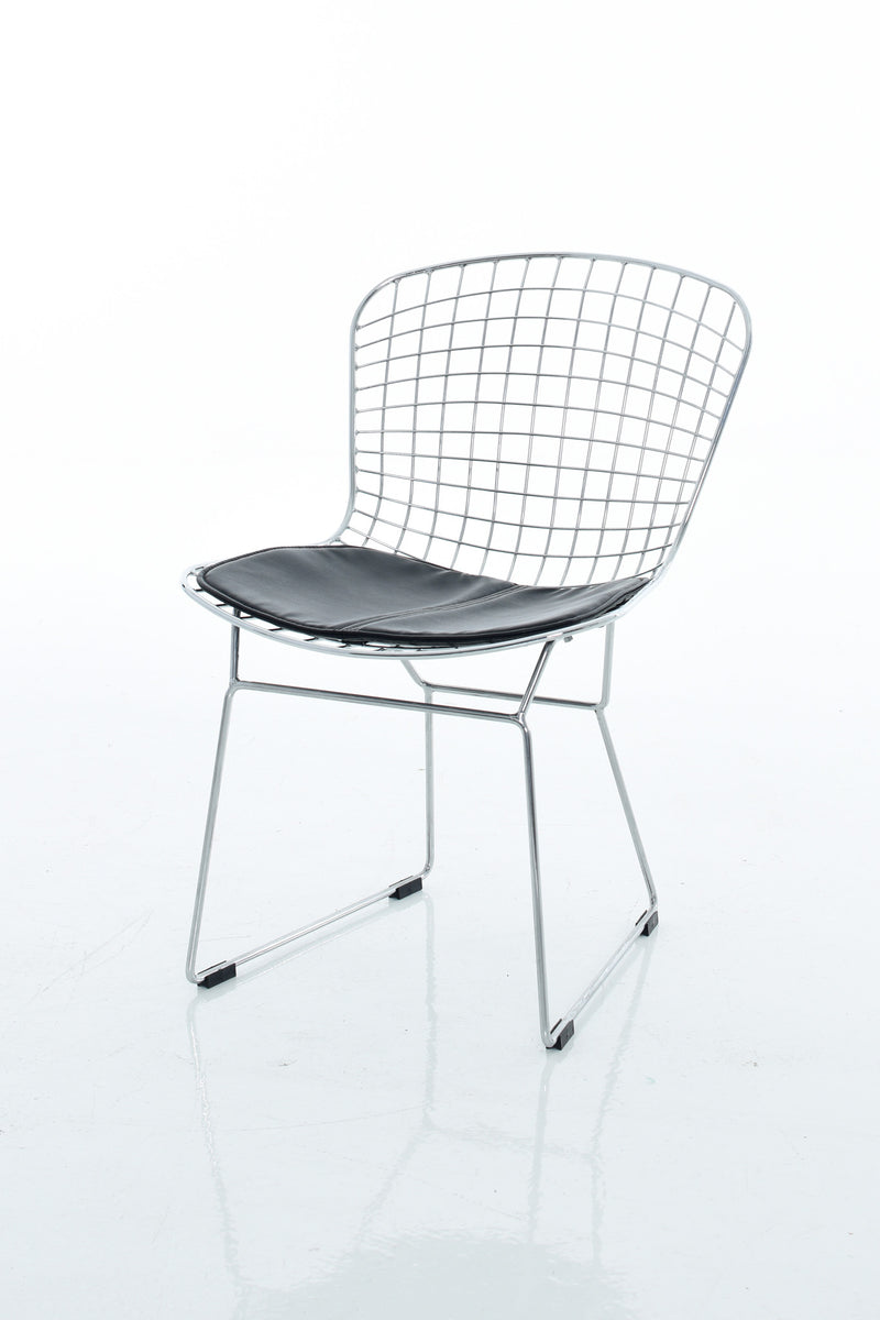 Replica Harry Bertoia Wire Chair Mad chair Company Chrome