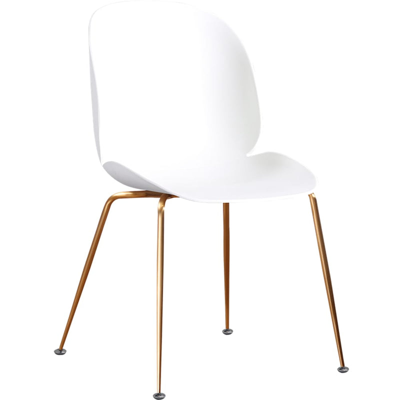 Replica Beetle Chair - Gold Leg Mad Chair Company