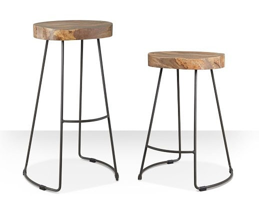 Orson Kitchen Stool - 66cm Seat height