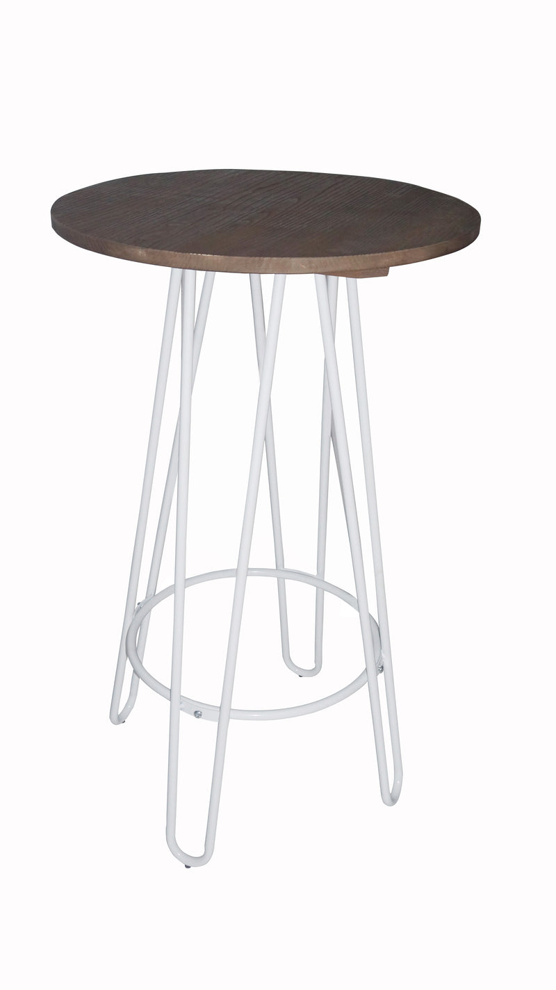 replica hairpin bar table white mad chair company