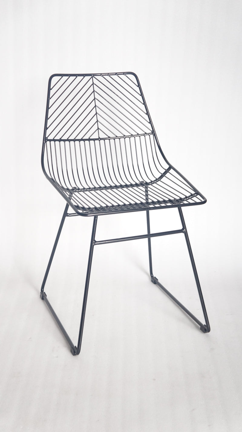 Astro Wire Dining Chair