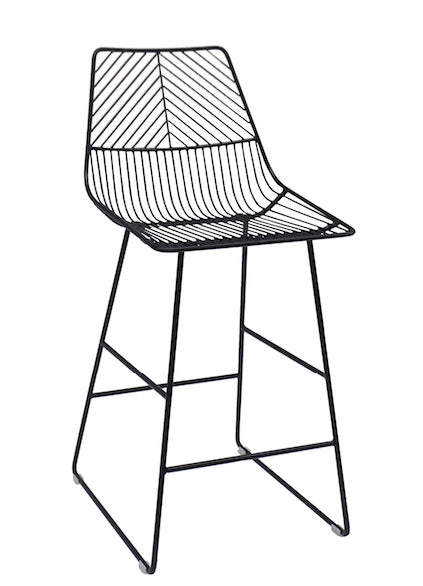 Astro Wire Kitchen stool - 66cm seat height