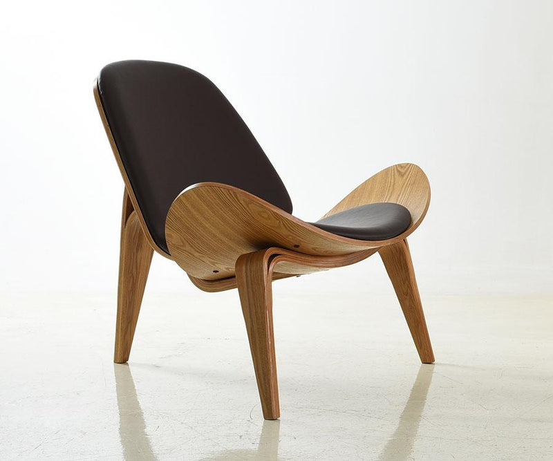 Replica Hans Wegner Shell Chair Mad chair company