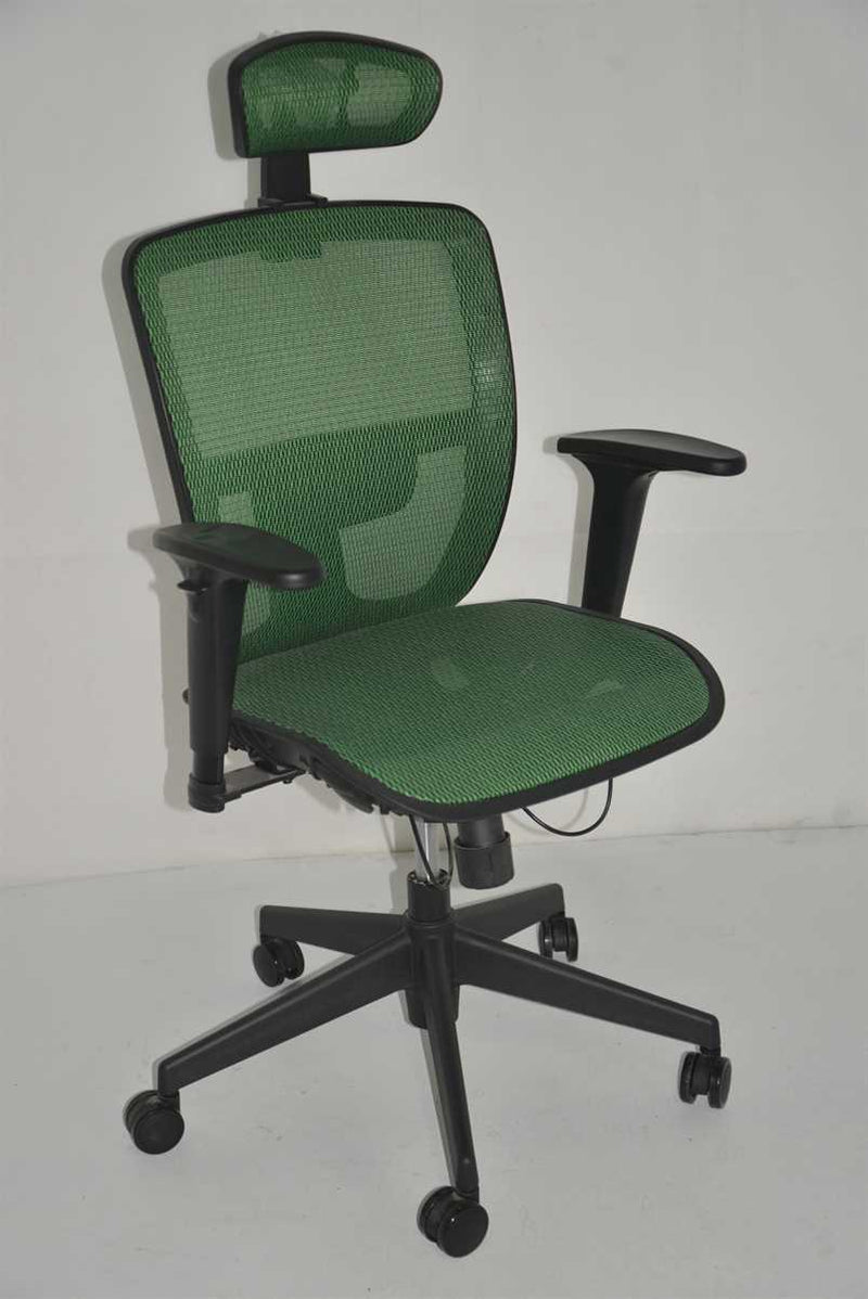 High Mesh Office Chair with Headrest