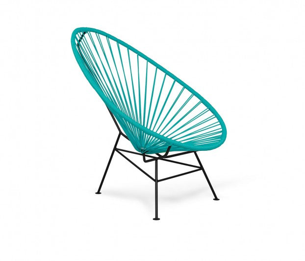 Replica Acapulco Chair  Kids Mad chair Company Turquoise