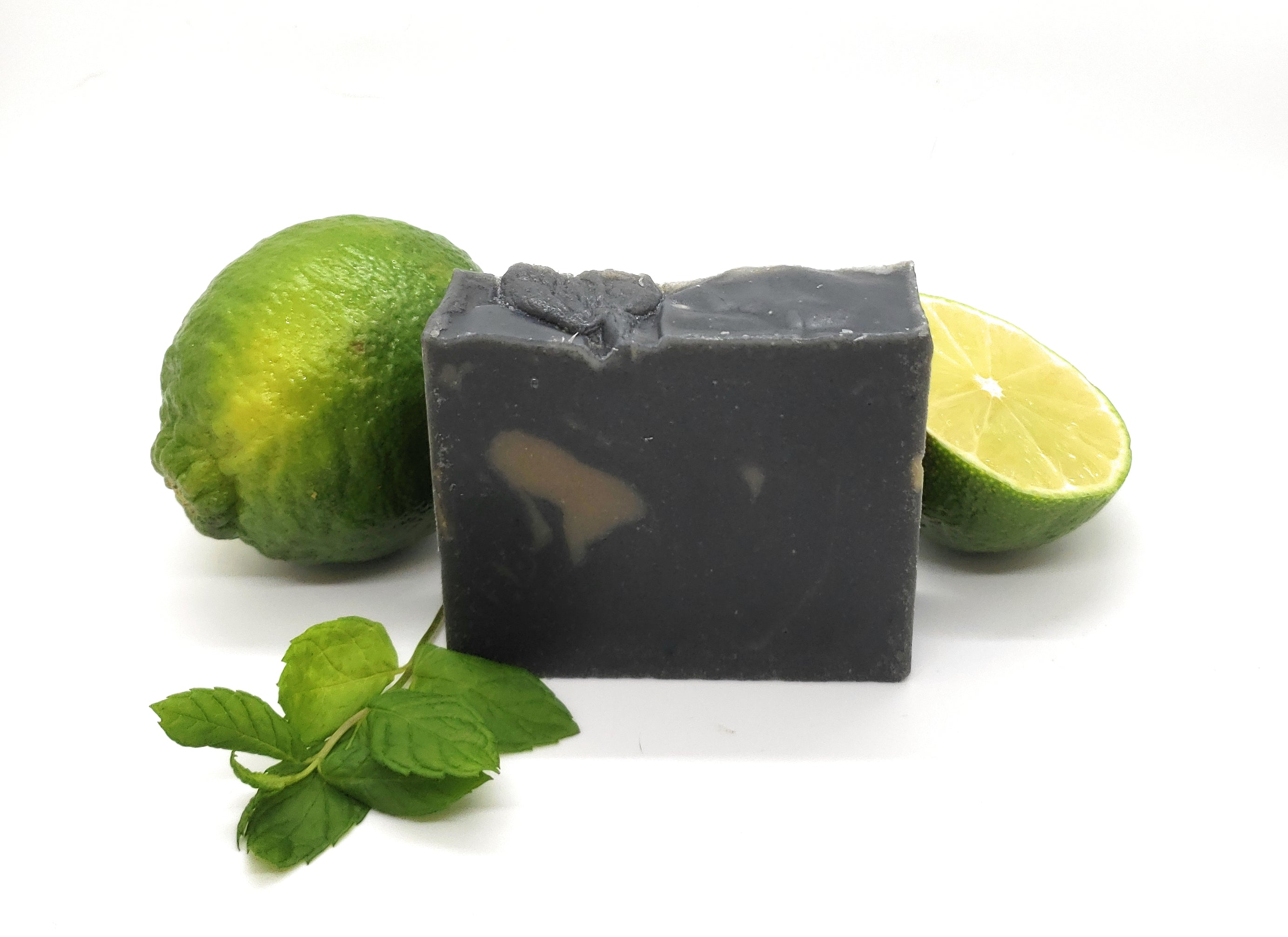 Goat's Milk Soap, Tea Tree Charcoal