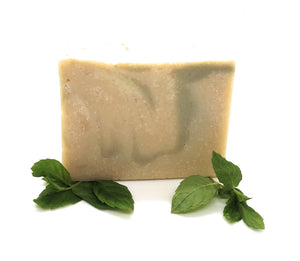 Goat's Milk Soap, Peppermint