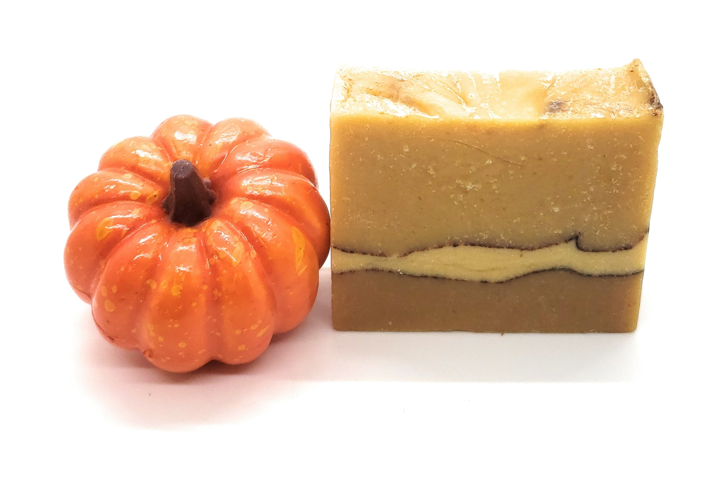 Goat's Milk Soap, Unscented Pumpkin