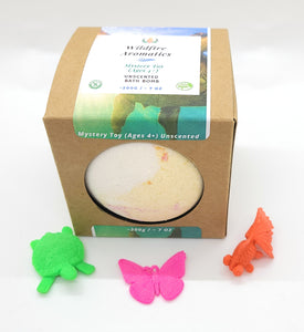 Bath Fizz with mystery toy - unscented