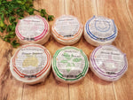 Wholesale lot 50, Shower Steamer Puck, 6 aromatherapy blends to choose from.