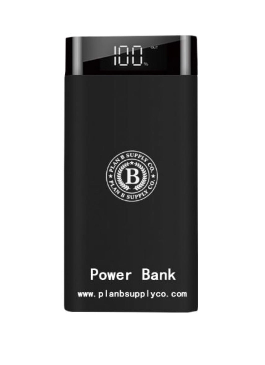 Plan b supply Co power bank 10,000 mah