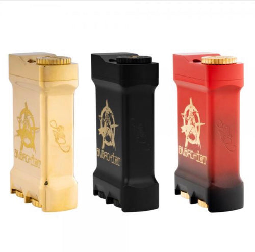 The Colab Box Mod by Plan B Supply Co and anarchist mfg