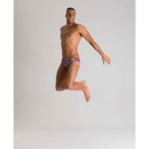 ARENA CRAZY Sushi Men's Brief-TechSuits.ca