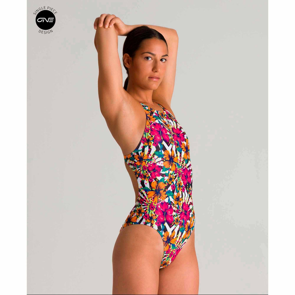 ARENA ONE Women's Yuka Booster One Piece-TechSuits.ca