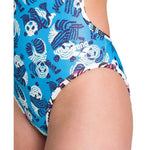ARENA Panda Reversible Women's Challenge Back One Piece-TechSuits.ca