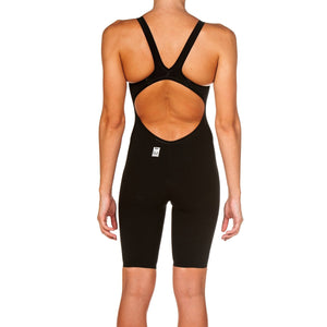 ARENA POWERSKIN Carbon-AIR 2 Women's Open Back - Black-Gold-TechSuits.ca