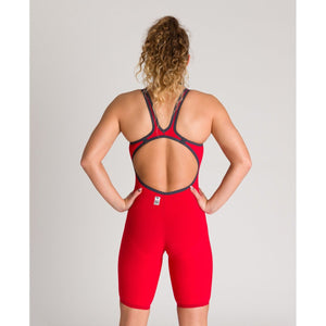 ARENA POWERSKIN Carbon-AIR 2 Women's Open Back - Red-TechSuits.ca