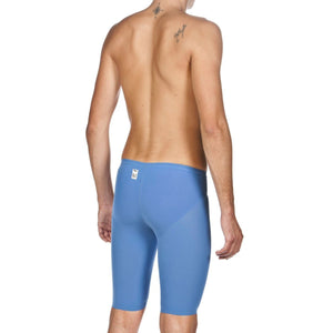 ARENA POWERSKIN R-EVO ONE Men's Jammer in Blue; Wine; & Grey-TechSuits.ca