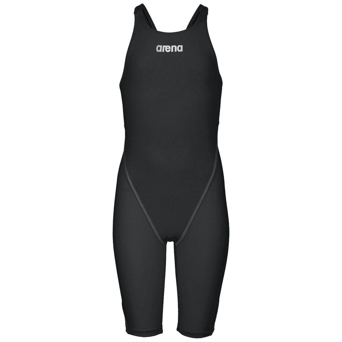 ARENA POWERSKIN ST 2.0 Girl's Open Back - Black, Royal-TechSuits.ca