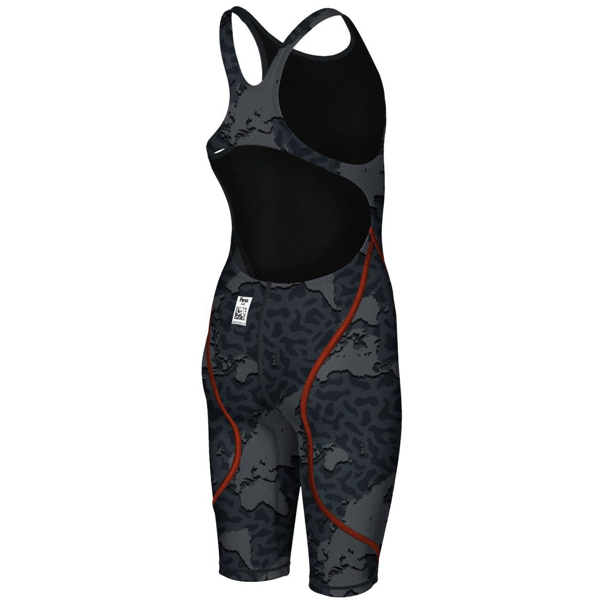 ARENA POWERSKIN ST 2.0 Girl's Open Back - Special Limited Edition - Kikko Map-TechSuits.ca